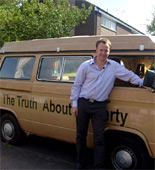 Andrew Verity searches for The Truth About Property