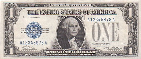 The Changing Face Of The Us Dollar From Tangible Asset To