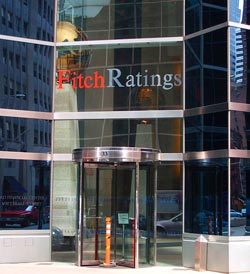 Fitch Ratings already downgraded two bond insurers ...
