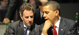 After just a few months on the job, Obama and Geithner no longer believe that China is manipulating its currency.