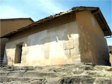 Ransom room located in Cajamarca