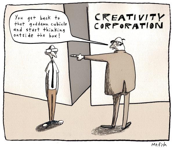 Failed innovation examples