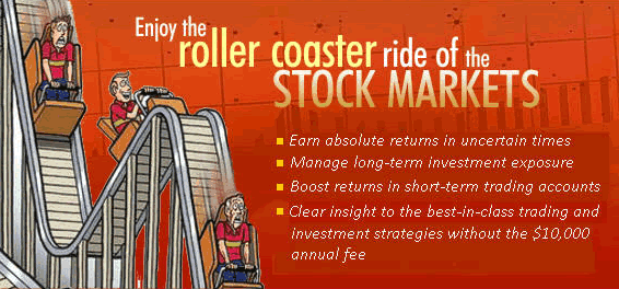 Roller Coaster Ride of the Stock Markets