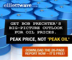 Peak Price Not 'Peak Oil', Free 26 Page Report