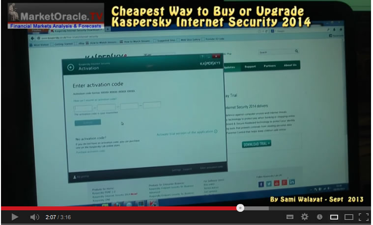 kaspersky online  software 2014