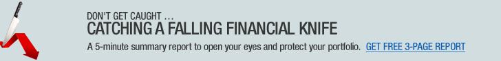 Catching a Falling Financial Knife