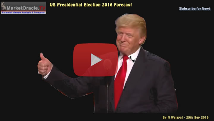 Trump Election Win Forecast