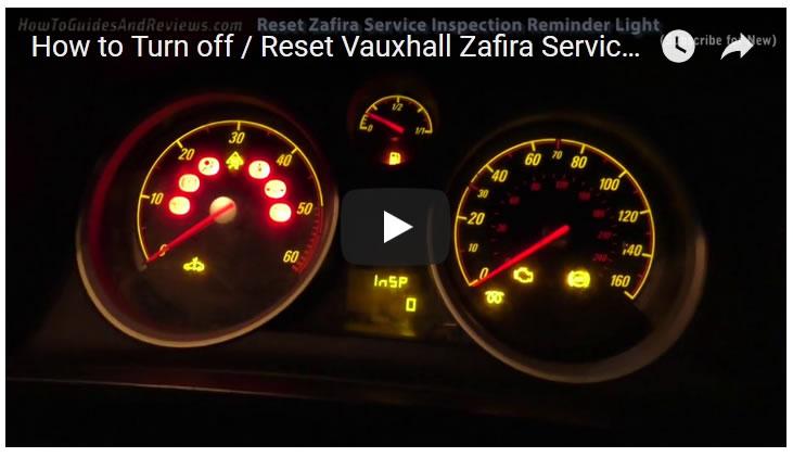 How To Top Up Your Vauxhall Zafiras Brake Clutch Fluid Reservoir
