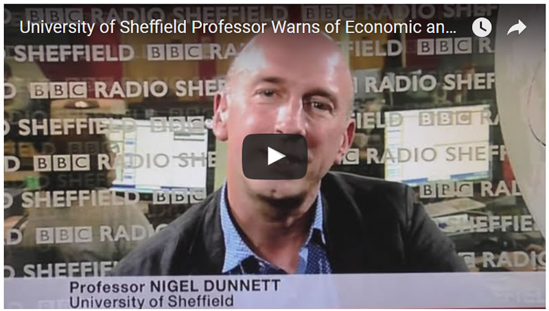 Professor Warns of Economic and Health Costs of Sheffield Tree Felling's