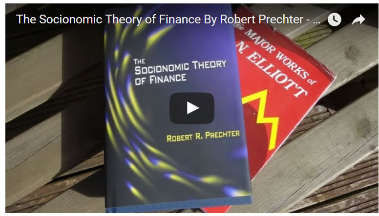 The Socionomic Theory of Finance By Robert Prechter