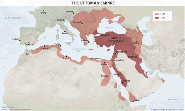 Maps Of Past Empires That Can Tell Us About The Future The - The us empire map 2017