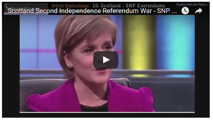Scotland Second Independence Referendum War