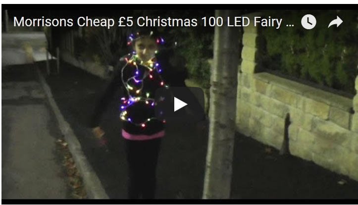 but before you buy on your next shopping trip watch our video review to see if they are a great set of cheap lights or just unfit for purpose junk