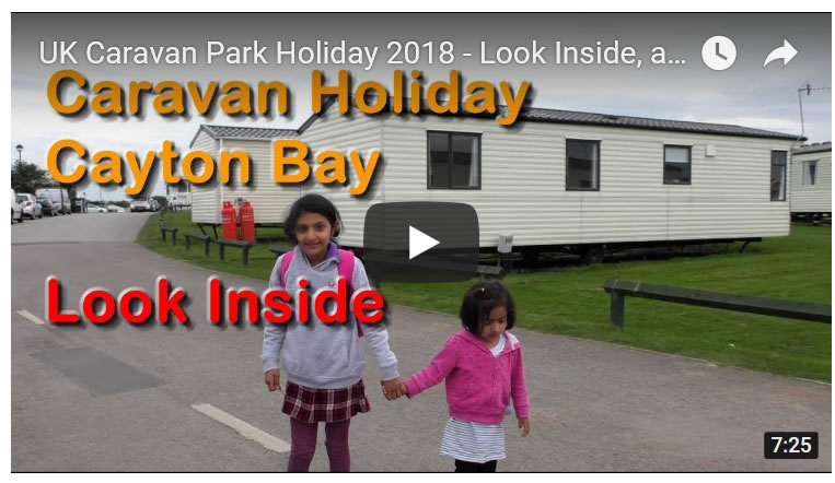 Look Inside a Caravan at Holiday Park for Summer 2018 - Hoseasons Cayton Bay Sea Side