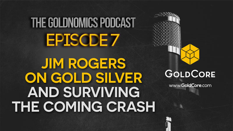 Jim Rogers on Gold, Silver, Bitcoin and Blockchain's