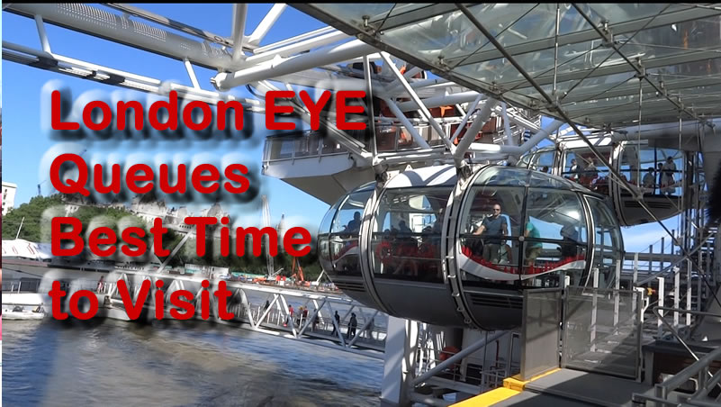 London Eye Best Times to Visit for Shortest Queues - Tourist Tips