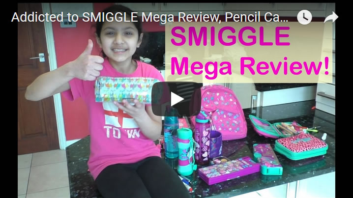 Addicted to SMIGGLE Mega Review, Pencil Cases, Stationary, Back Packs, Drinking Bottles, Toys...