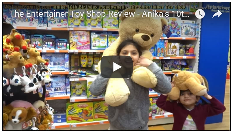 The Entertainer Toy Shop Review