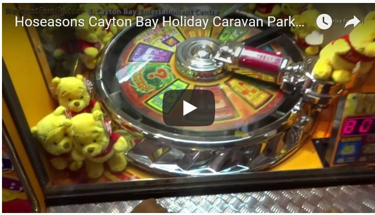 Hoseasons Cayton Bay Holiday Caravan Park Entertainment Centre