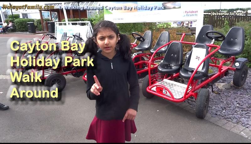 Walk Around Cayton Bay Hoseasons Caravan Holiday Park For Summer 2018
