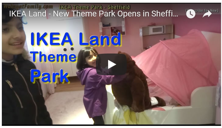 IKEALand - New Theme Park Opens in Sheffield!