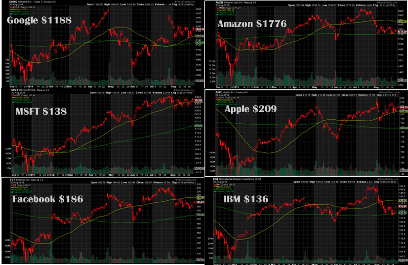 Stock Market Trend Forecasts When Mega-Trends Collide :: The