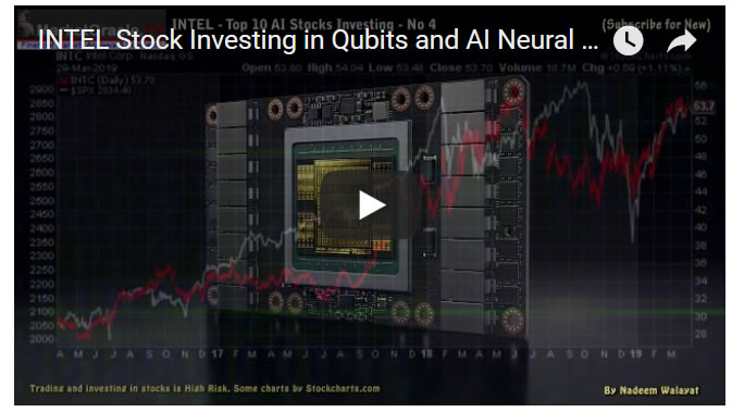 INTEL Stock Investing in Qubits and AI Neural Network Processors