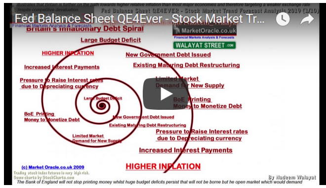 QE4EVER Stock Market 2019
