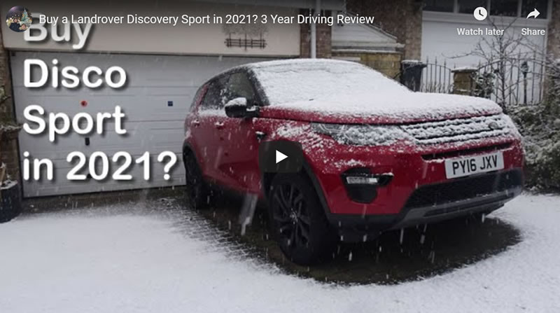 Buy a Landrover Discovery Sport in 2021? 3 Year Driving Review