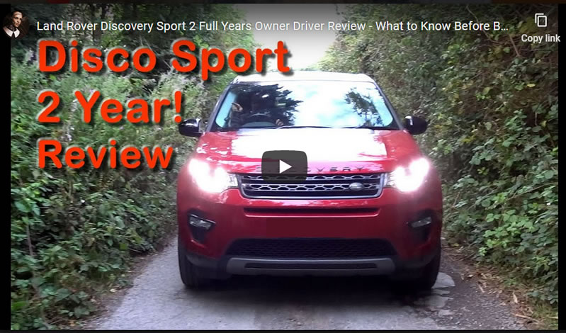 What to Know Before Buying a Land Rover Discovery Sport in 2020