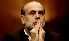 As inflation explodes, wreaking havoc on the U.S. economy, embattled Federal Reserve Chairman Ben Bernanke is coming under fire from both Wall Street and Capitol Hill.