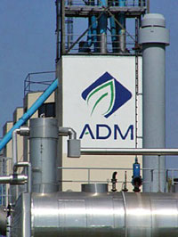 Archer Daniels Midland is a top player in the food business.