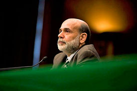 Bernanke knows  that he's walking a major tightrope, but that doesn't mean he won't slip up.