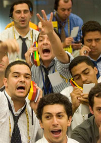 Brazil's stock market has soared more than 75 percent since October.