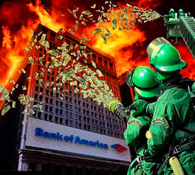 firehose, money, bank of america