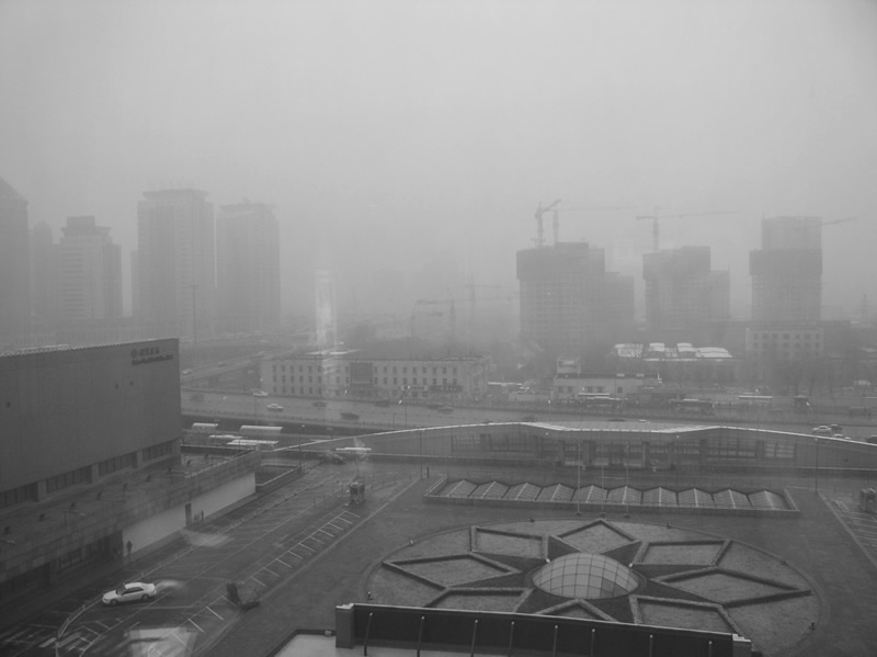 Beijing Air Pollution - a major health crisis