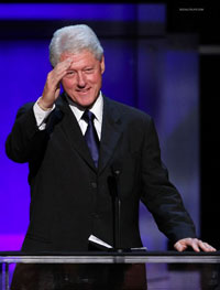 Bill Clinton cut the biotech industry off at the knees.
