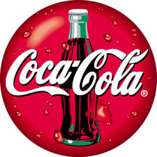 Coca-Cola is one of the most widely recognized brands in the world.