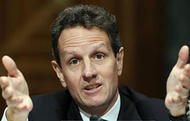 Geithner tried to sell the Chinese his pipe dream. But they're not buying it.