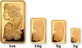 Demand for gold is exploding! Try getting your hands on gold bullion coins or even small gold ingots or bars. It's almost impossible!