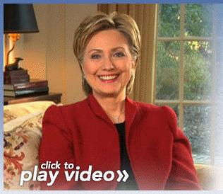 Hillary Rodham Clinton declared on her website her intention to run for the Presidency in 2008