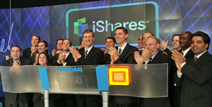 iShares is the top dog in ETFs.