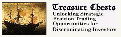 Treasure Chests is a market timing service specializing in value-based position trading
