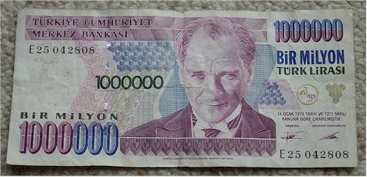 New Turkey Lira
