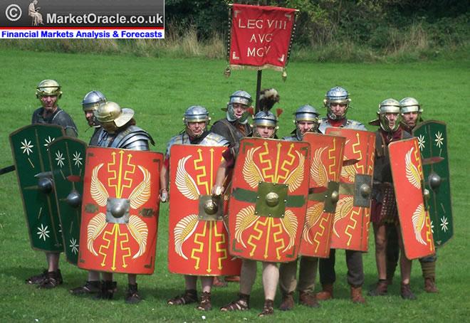 rise of praetorian class