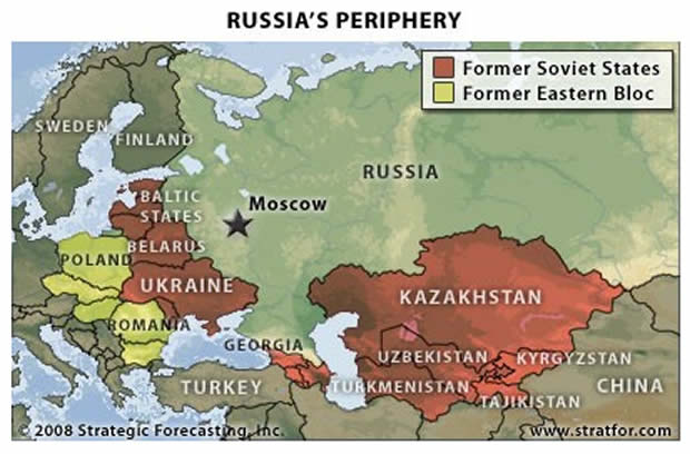 The Russian Periphery