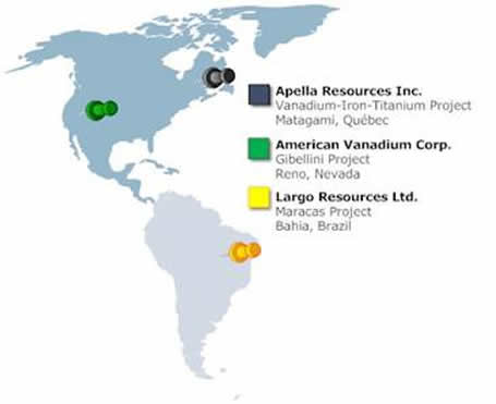 Vanadium, Gray Metal Driving Green Revolution? :: The Market