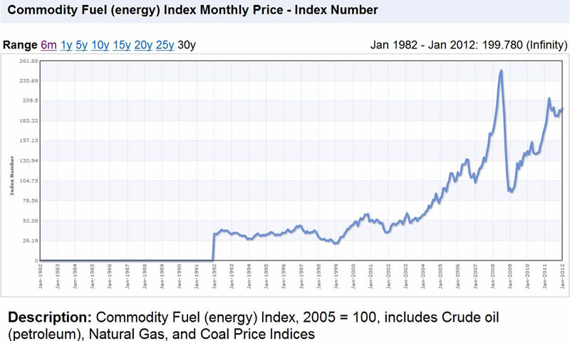 commodity fuel
