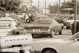 Remember the days of long lines for gas and soaring prices?