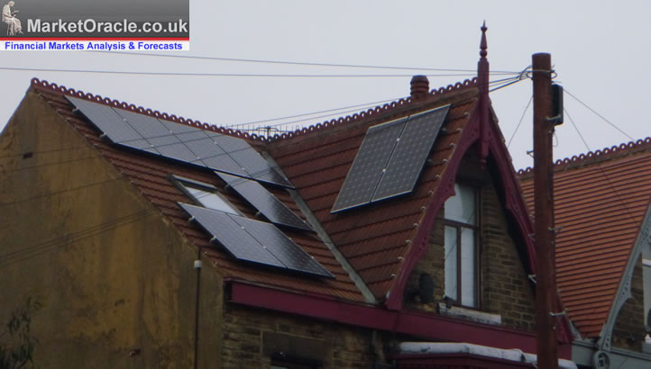 Uk Home Solar Panel Installations Good Or Bad For House